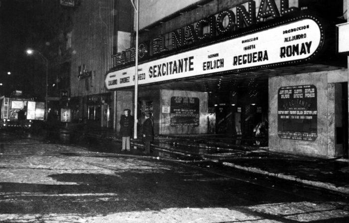 Sexcitante 1982 - Teatro El Nacional Temporadas