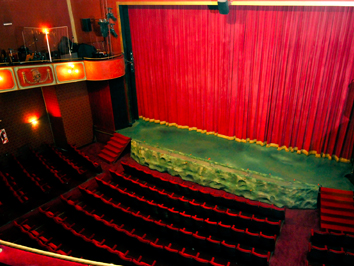 Teatro El Nacional - Sala de Teatro - Av. Corrientes 960
