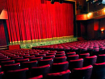 Escenario - Teatro El Nacional - Sala de Teatro - Av. Corrientes 960