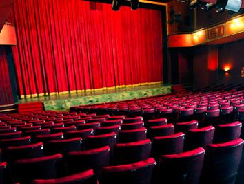 Teatro El Nacional - Escenario - Av. Corrientes 960