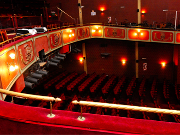 Butacas Pullman - Teatro El Nacional - Sala Emblemática de Teatro