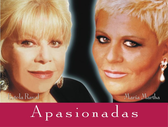 APASIONADAS 2001 - Teatro El Nacional Temporadas