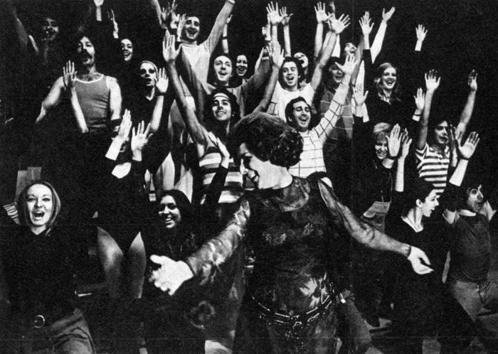Aplausos 1972 - Teatro El Nacional Temporadas