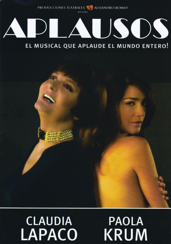 Aplausos 2004 - Teatro El Nacional Temporadas