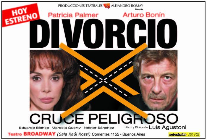 DIVORCIO 1999 - Teatro El Nacional Temporadas