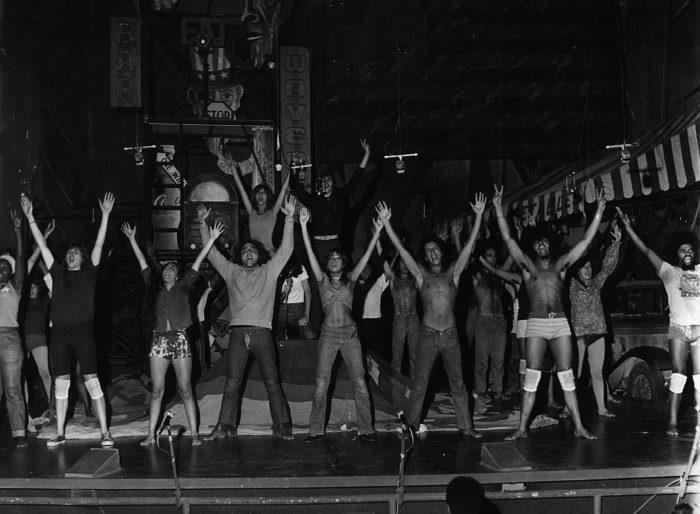 Hair 1971 - Teatro El Nacional Temporadas
