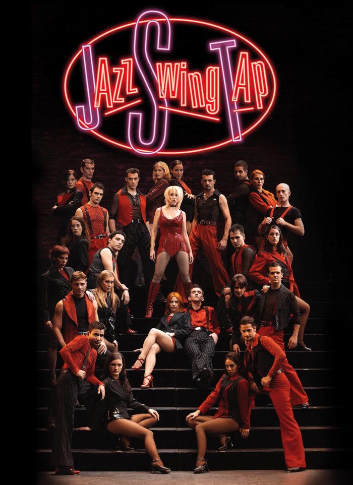 Jazz Swing Tap 2003 - Teatro El Nacional Temporadas