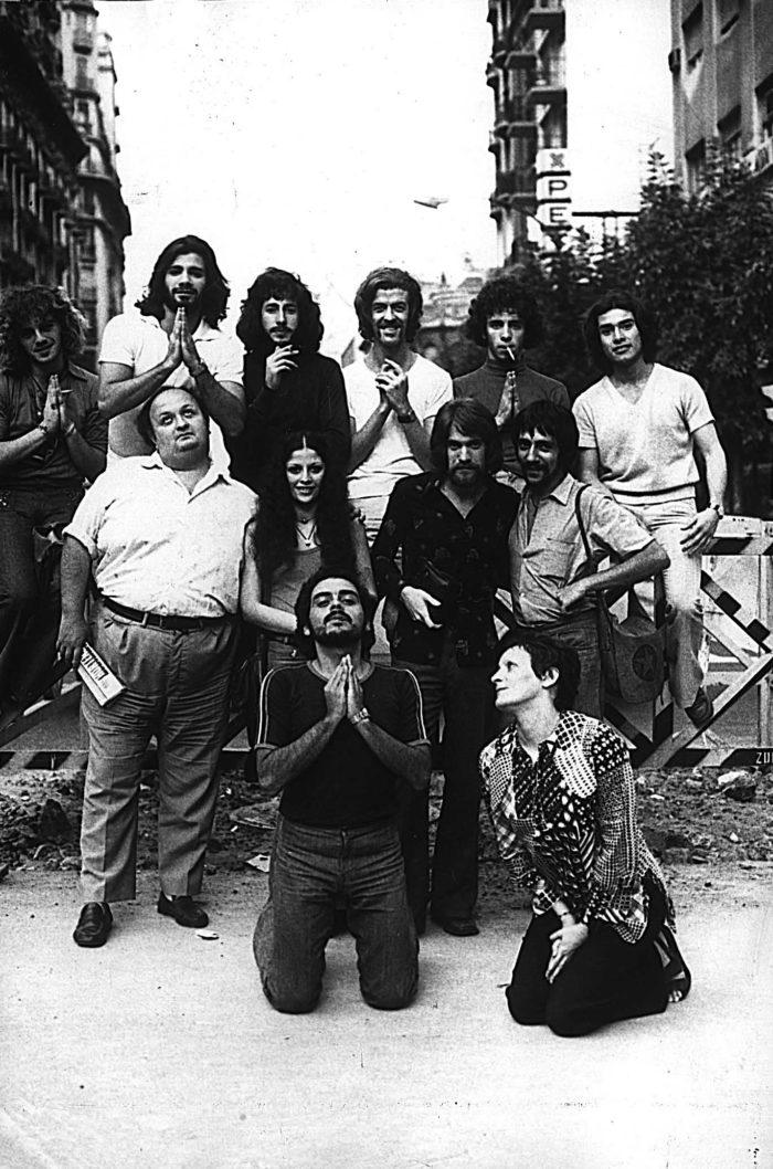 Jesucristo Superstar 1972 - Teatro El Nacional Temporadas