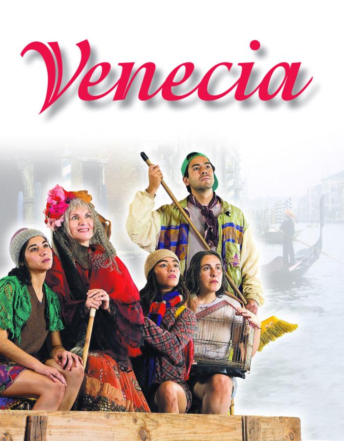 Venecia 2002 - Teatro El Nacional Temporadas