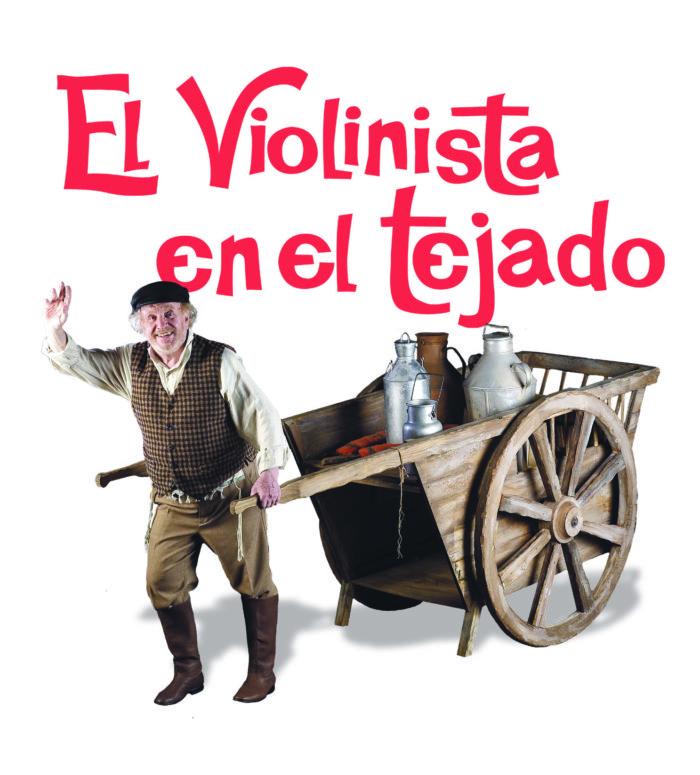 Violinista en el tejado 2002 - Teatro El Nacional Temporadas