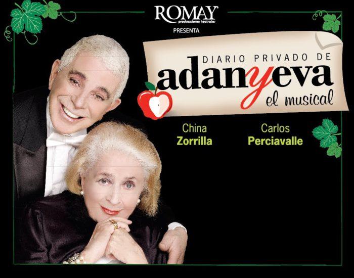 Diario Privado de Adan y Eva 2007 - 2008 - Teatro El Nacional Temporadas