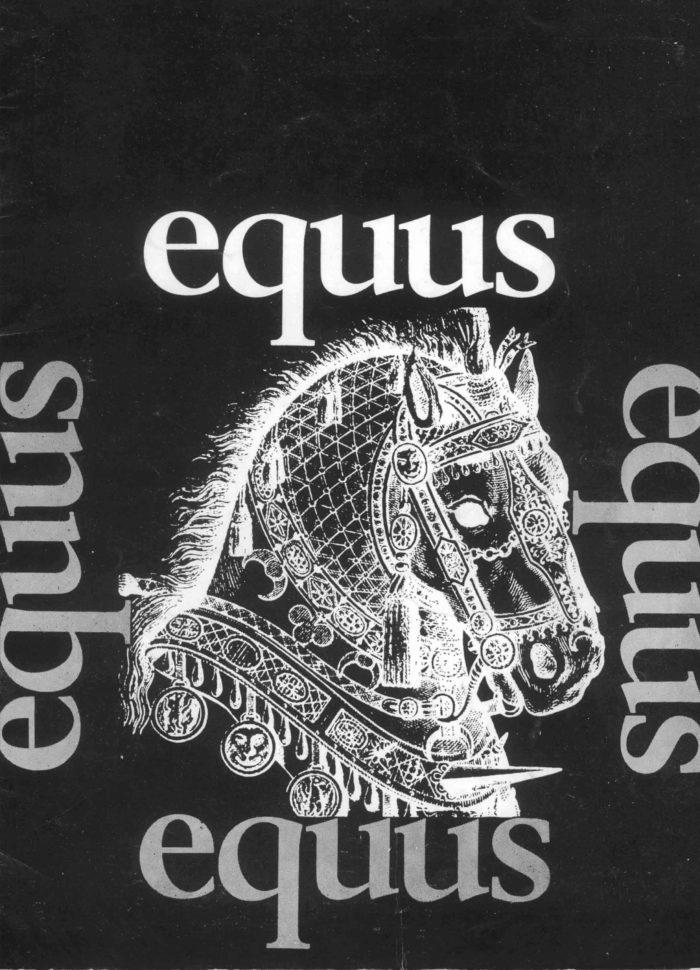 Equus 1976 - Teatro El Nacional Temporadas
