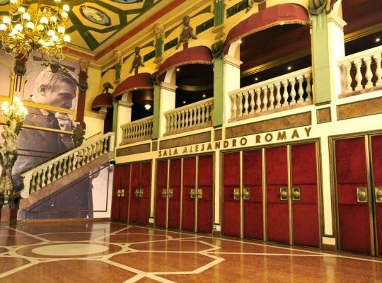 Teatro El Nacional - Sala Emblemática de Teatro