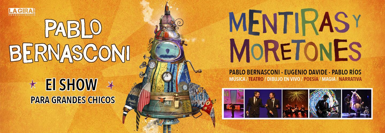 Mentiras y Moretones - Teatro El Nacional Sancor Seguros