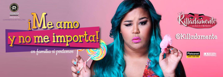 Killadamente - Me Amo y no me Importa - Teatro El Nacional Sancor Seguros
