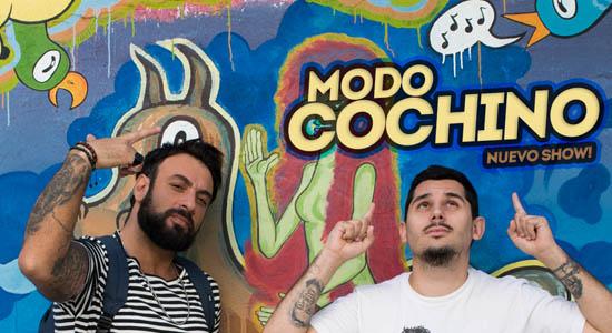 Rodriguez Galati - Modo Cochino Nuevo Show