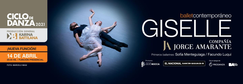 Giselle - El Nacional Sancor Seguros