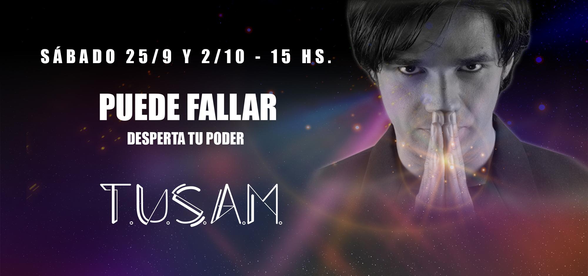 TUSAM - Teatro El Nacional Sancor Seguros