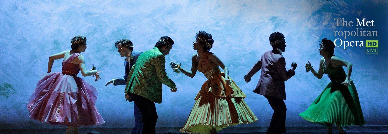 OPERAS DEL MET -eurydice - Teatro El Nacional Sancor Seguros
